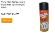 Speeding.co.uk offers the best quality Hycote paint for your cars